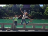 Дети цирка. Настя и Илья Стрижановы из Cirque du Soleil