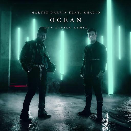 Martin Garrix альбом Ocean (Don Diablo Remix)