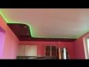 Двухуровневый RGB светодиоды по периметру