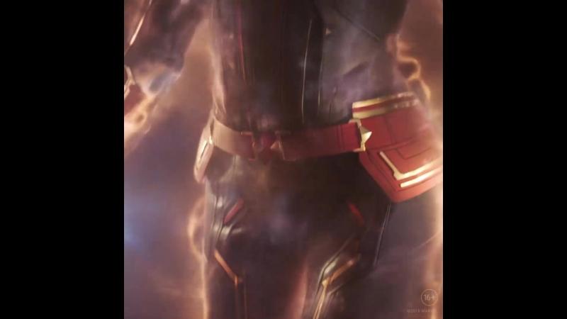 Marvel - Капитан Марвел - самый сильный супергерой в киновселенной MARVEL