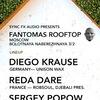 СИНК Руфтоп #1 • 10 июня • Москва
