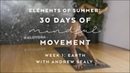 Deep Roots Yoga Flow with Andrew Sealy — Elements of Summer: 30 Days of Mindful Movement