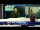 FOX 5 Atlanta Робин Лорд Тейлор об исполнении Пингвина в «Готэме» 2015
