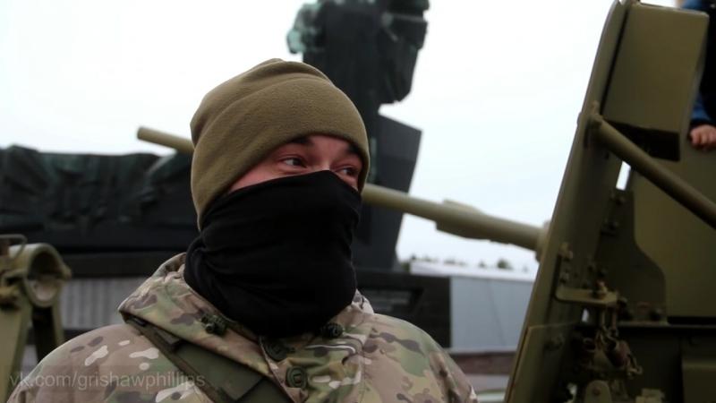 Ольхон: «ИГ - Это Зло, Старик. Пришли Люди На Матч и Отправились На Кладбище» [14 Ноября, 2015, Донецк, 18] RUS HD