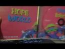Booklet for hoseoks mixtape