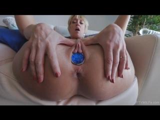 Dee williams homemade masturbation dildo handjob boobs big tits milf mature solo pussy мамка мастурбирует дома