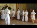 Cпектакль «Ифигения в Тавриде», 5-й класс. 21.05.18. Отрывок 1.