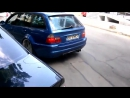 800 HP BMW M3 E46 Touring - Anti Lag