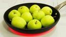 Яблоки 5 РЕЦЕПТОВ которые сейчас вам точно пригодятся ЭКСПЕРИМЕНТ