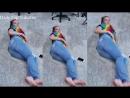 Звезда Instagram и видеоблогер Бриттни Смит Brittney Smith - Fap Tribute HD февраль 2018