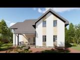 Проект под строительство дома 203 кв.м.