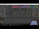 Tutorial - DJing with Ableton Live and Push Part 4 - Send FX - Ping Pong Delay and Reverb