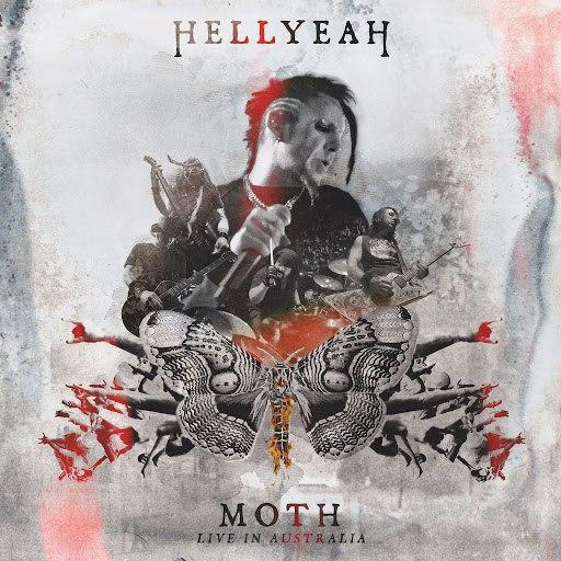 Hellyeah альбом Moth (Live)