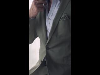 Новое видео с Бураком. (Кемалем), для Altınyıldız Classics.