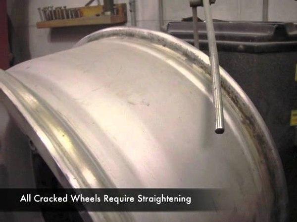 Mercedes AMG Wheel Welding Straightening and Refinishing Rim Repair Center Chicago