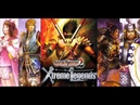 Samurai Warriors - Anegawa Soundtracks SW1 - SW3