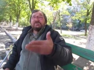 Бывший директор совхоза из Азербайджана стал бомжом в Украине. Азербайджан Azerbaijan Azerbaycan БАКУ BAKU BAKI Карабах 2018 HD