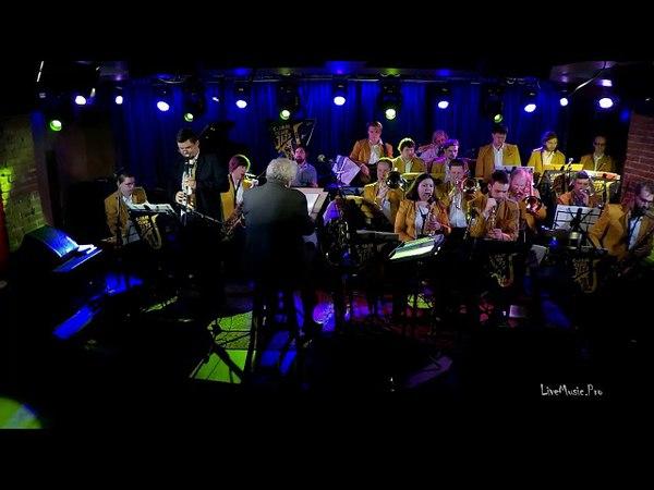 MICHAEL ABENE (USA) MEETS C-JAM CLUB JAZZ ORCHESTRA BY GEORGE GORBOV 01 04 18