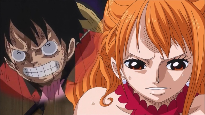 Nami tells Captain Orders , Luffy : I Want to Focus On Him - One Piece 853
