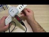 Light Switch + Sensor Led Night Light with Dual Usb. Обзор ночника