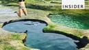 Australia's Famous Figure 8 Pools