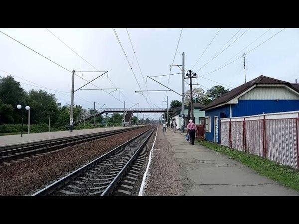 HRCS2-009 интерсити 722 Киев-Харьков на перегоне Люботин Новая-Бавария следует О.п Рыжов