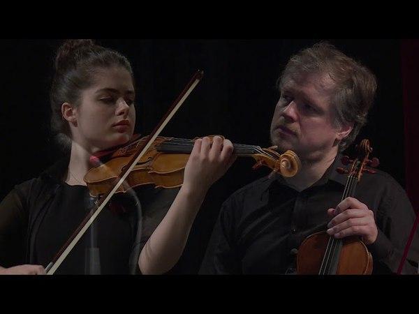 Menuhin Competition 2018, Masterclass Henning Kraggerud