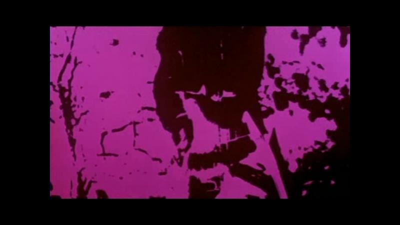 I giorni dell'ira (1967) title sequence
