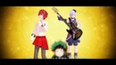 【MMD x BNH x MEME】『The day!』Ft. Fukase (And flower...?) VOCALOID cover. Short- ver.