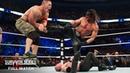 FULL MATCH Team Cena vs Team Authority Elimination Tag Team Match Survivor Series 2014
