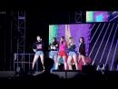 151004 Red Velvet - Huff n Puff @ Gangnam K-pop Festival Fancam