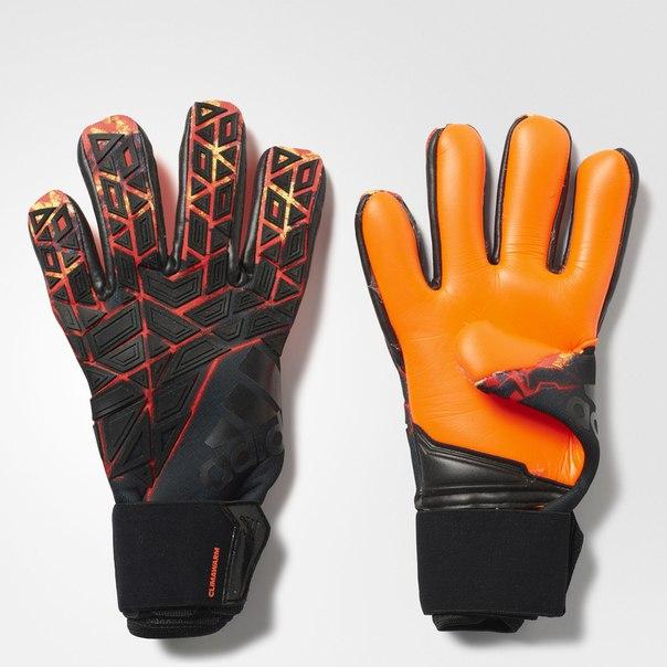 Вратарские перчатки ACE Trans