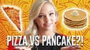 FOODIE FIGHT W/ JORDYN JONES!!