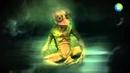 Таинственные существа живущие на глубине океана Рунаншах Человекообразный повелитель вод