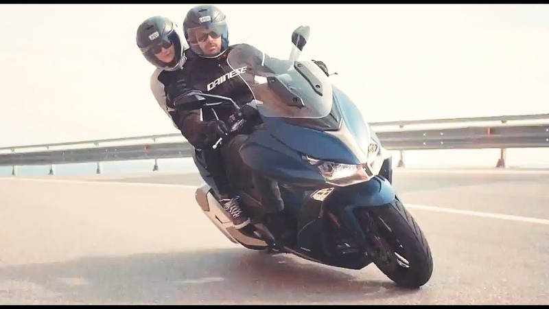 2018 new Kymco Xciting S 400 features promo video