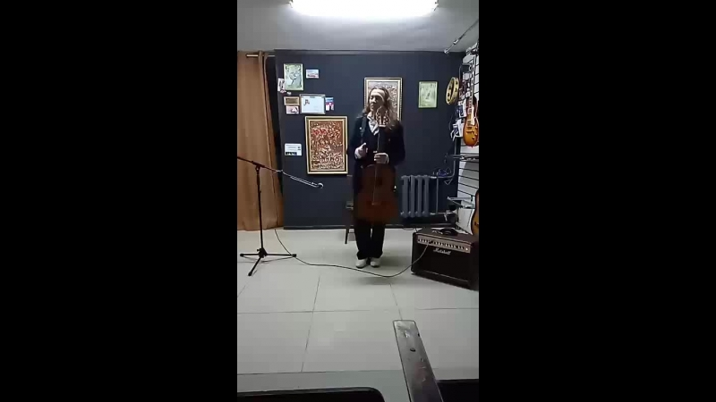 Александр Михайлович Брехов классическая гитара