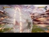 Саске и Зоро в новом геймплейном трейлере игры JUMP Force на E3 2018!
