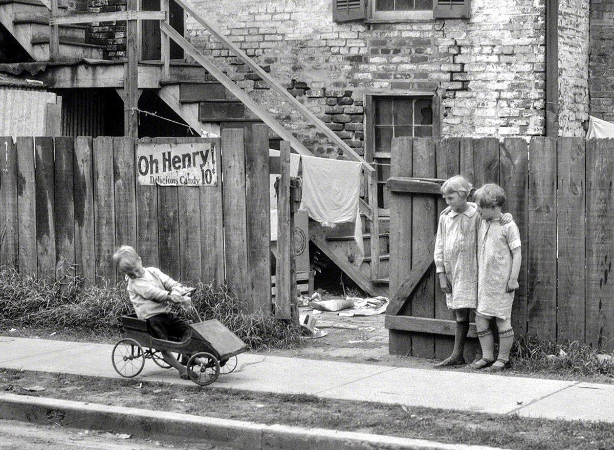 Мечта всех окрестных девчонок: Этот парень с машиной (США, 1928 год)