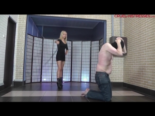 Cruel Mistresses - Punishment With The Bullwhip