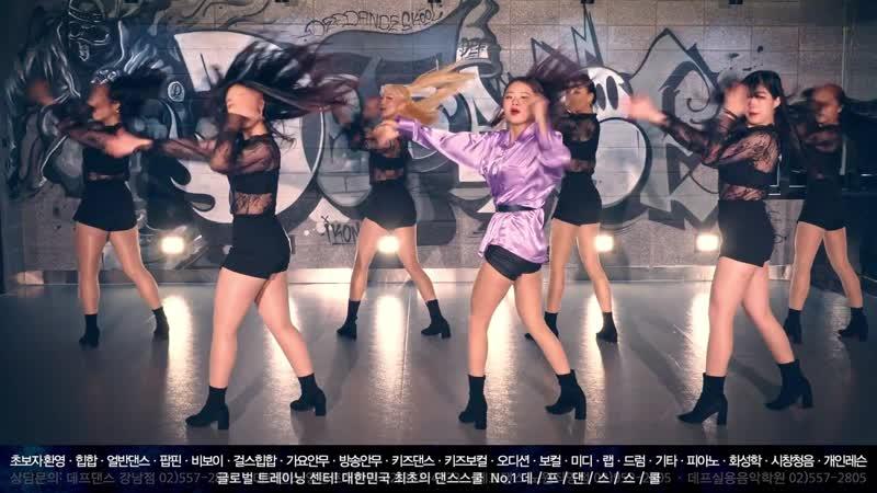 SUNMI(선미) - Siren(사이렌) 댄스학원 No.1 KPOP DANCE COVER