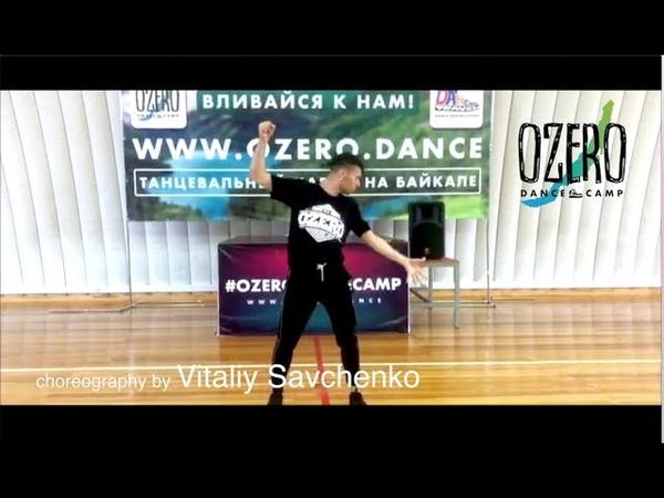 OZERO DC   choreography by Vitaliy Savchenko   Луна - Он с тобой не