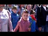 Сотрудники кинокомпании Союз Маринс Групп прошли в Бессмертном полку, почтив память Героев войны