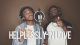 New Edition - Helplessly In Love (Desmond Dennis &amp Tone Stith Cover)