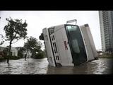 Масштабные разрушения в США после урагана