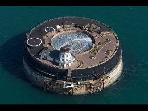 Топ 10 : самые впечатляющие морские форты