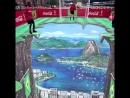 Этот художник создает 3 D картины на улице