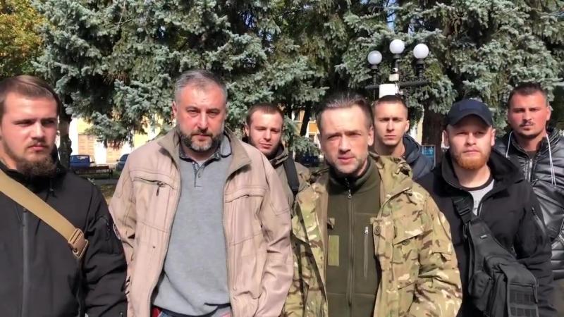 Пашинін запрошує підтримати іноземних добровольців