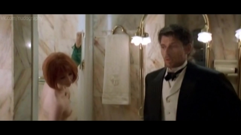 Эльза Зильберштейн Elsa Zylberstein голая в фильме Требуется корректное поведение Tenue correcte exigee 1997