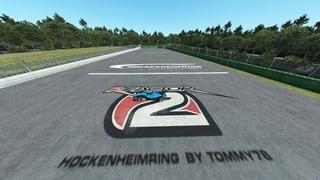 VRC.one GP3 2018 - Round 4 - Hockneheimring