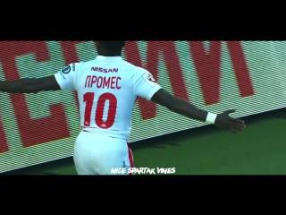 Важный гол Промеса в ворота Локо l Nice Spartak Vines